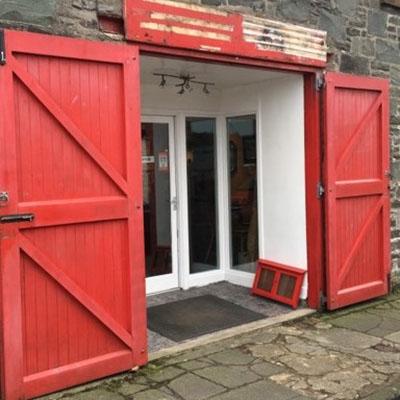 Red Door Coffee Shop