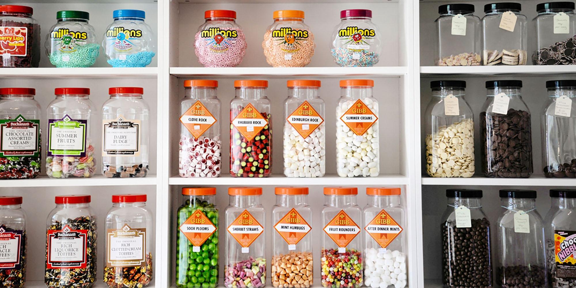 The Sweetie Jar