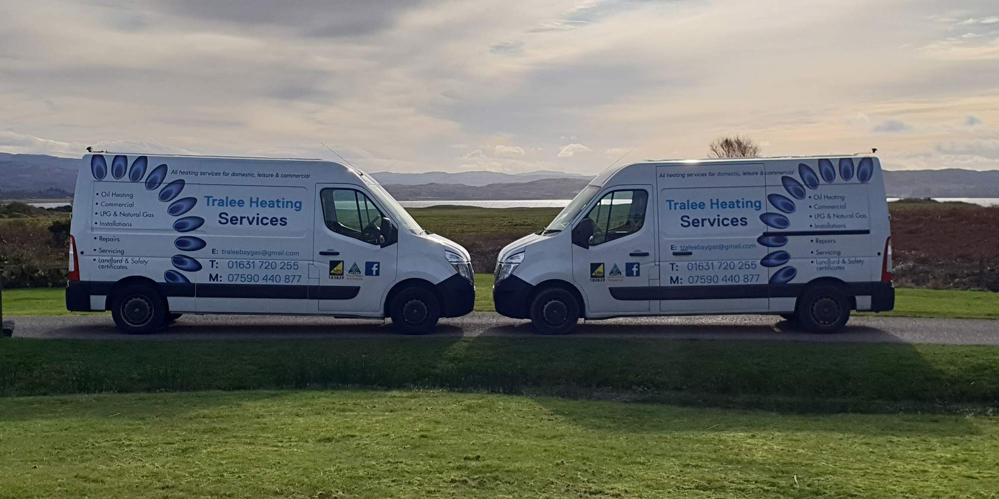 Tralee Heating services
