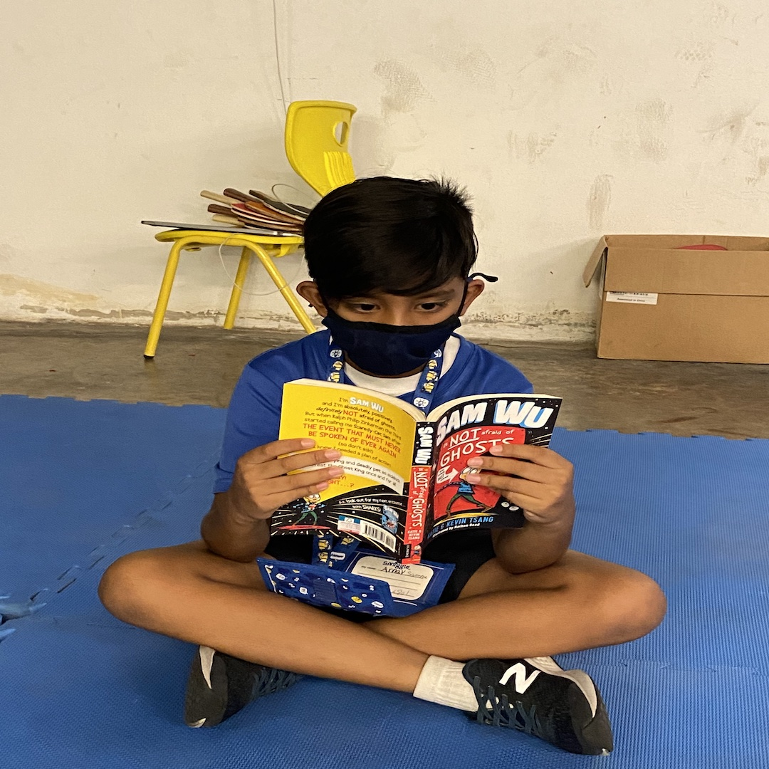 OWIS Book Day - 14