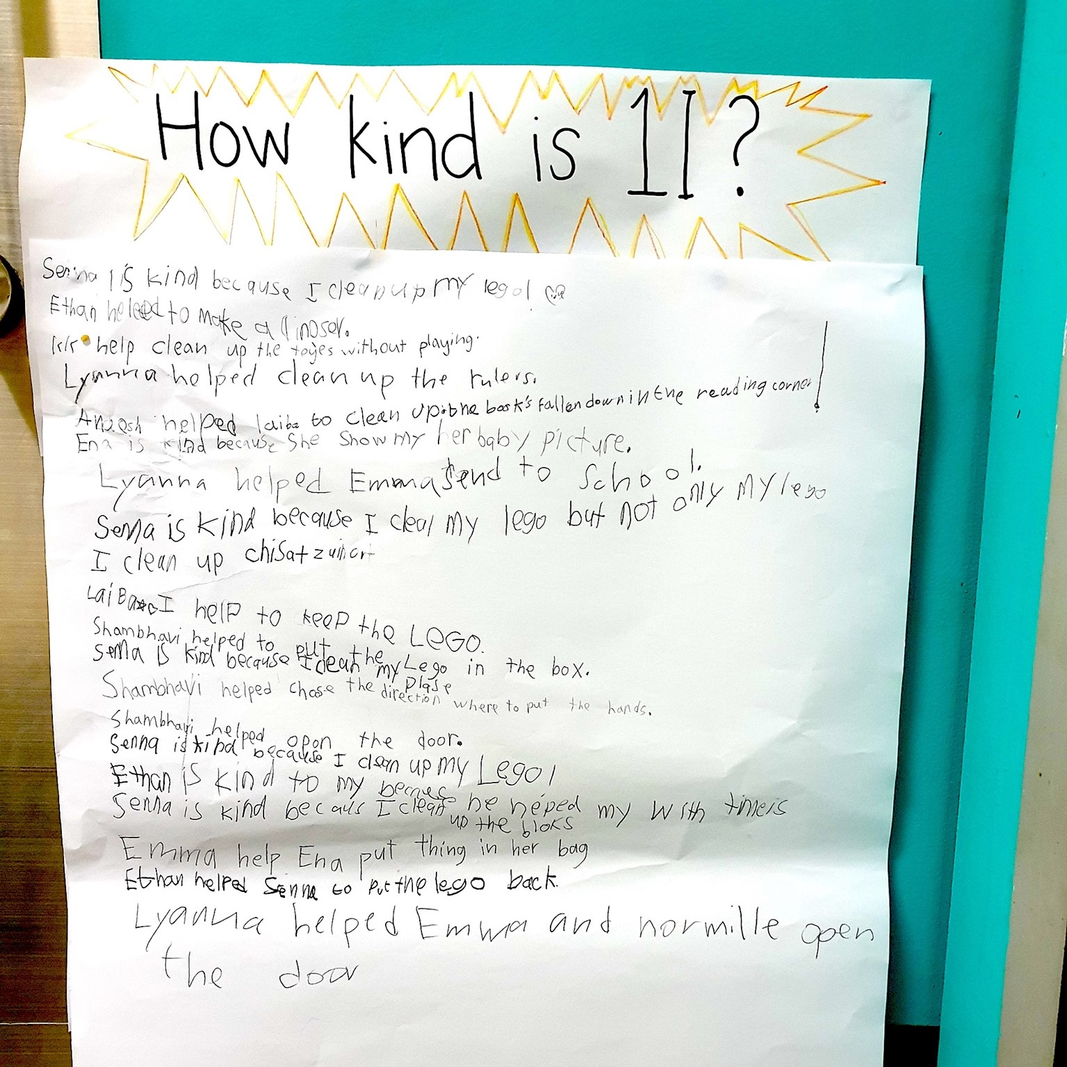 OWIS Kindness - 10