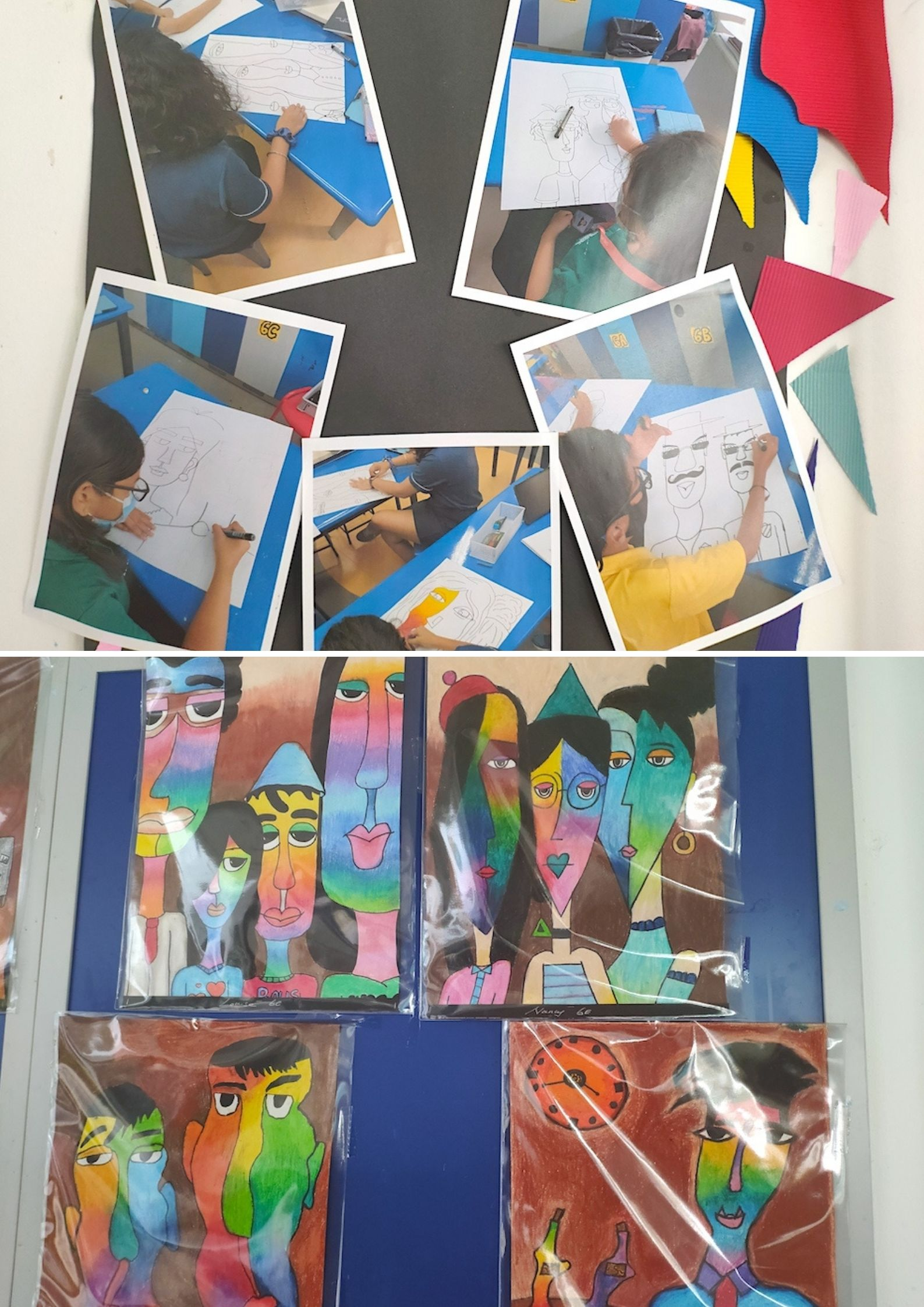 OWIS art classes - 2