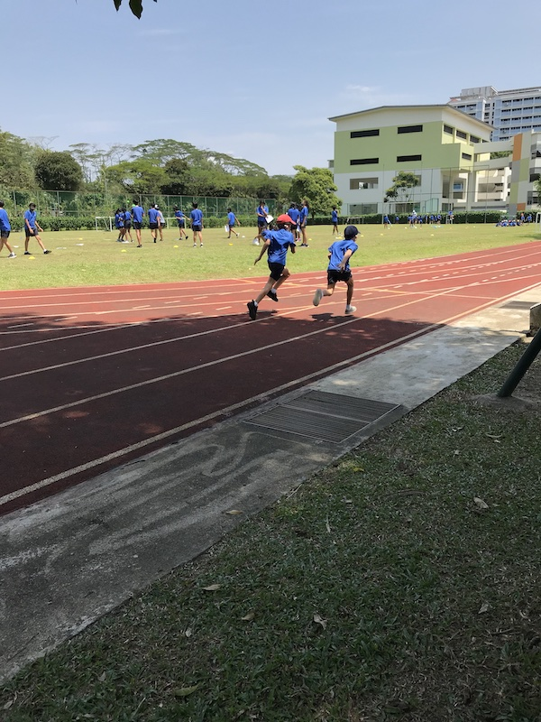 OWIS Sports Olympics Day 2021 - sprint - primary