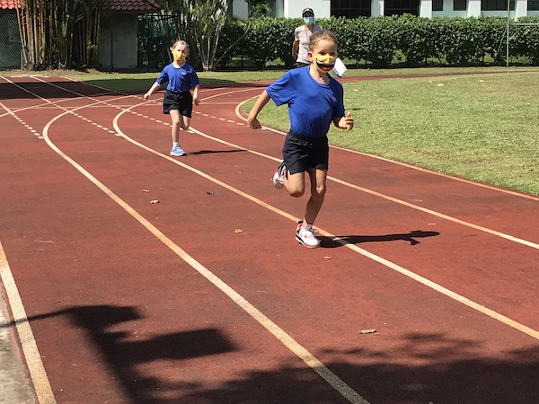 OWIS Sports Olympics Day 2021 - running - primary