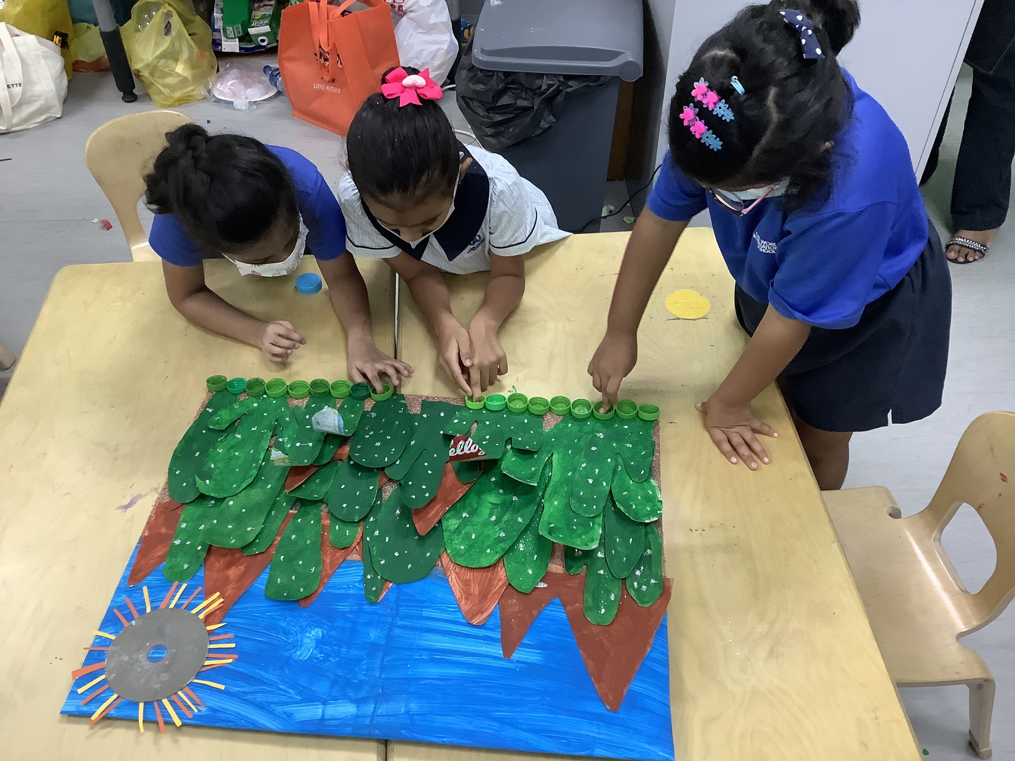 OWIS Eco Art 2021 - kindergarten
