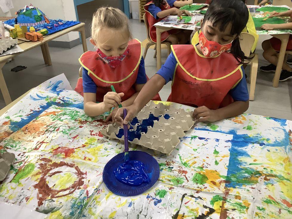 OWIS Eco Art 2021 - early years