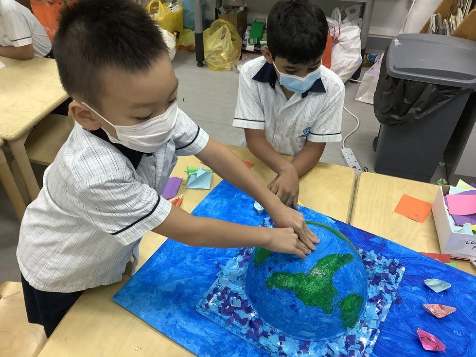 OWIS Eco Art 2021 - grade 1