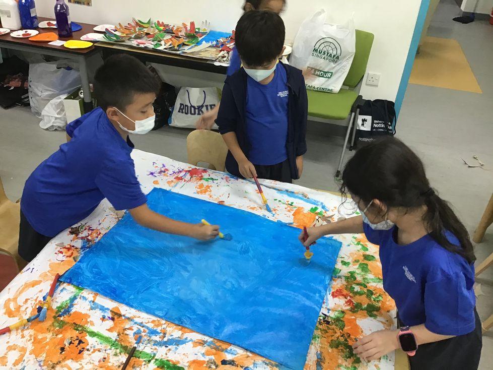 OWIS Eco Art 2021 - primary