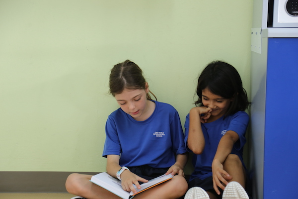 OWIS Suntec primary students will enjoy collaborative learning