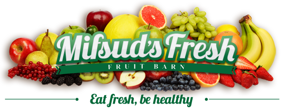 Mifsuds Fresh Fruit Barn logo