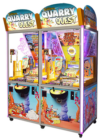 FLINTSTONES Quarry Quest / 2 Player