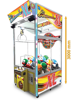 COSMIC XL Bonus Game