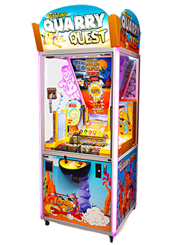 FLINTSTONES Quarry Quest / 1 Player