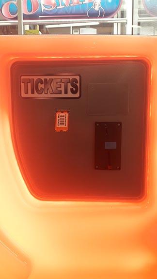 Redemption Tickets