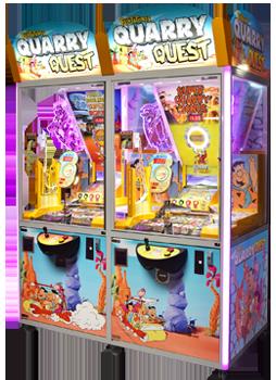 FLINTSTONES Quarry Quest / 2 Player