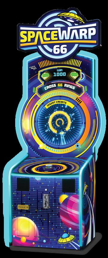 SPACE WARP 66 DX