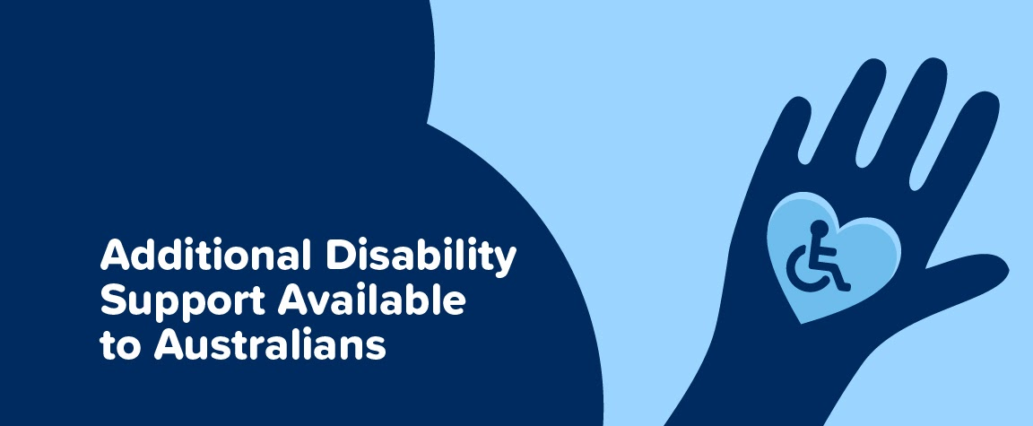 Additional Disability Support Available to Australians