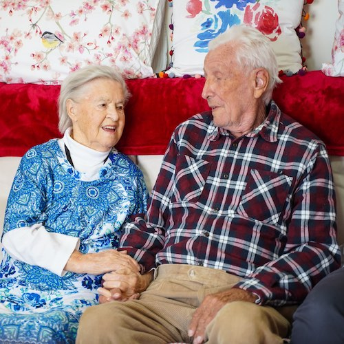 What is home care services?