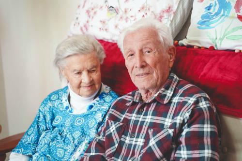 In home senior care providers