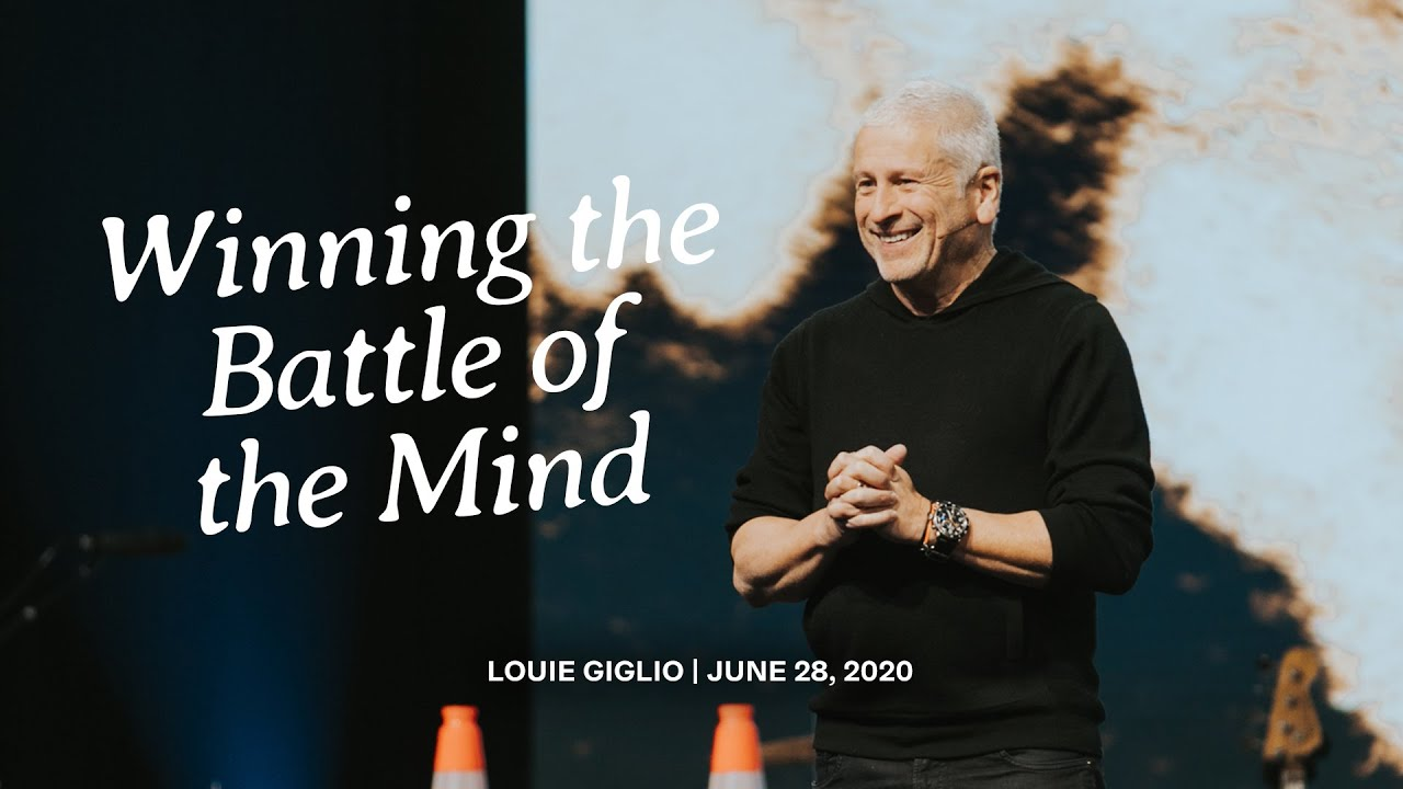 Victory // Winning the Battle of the Mind