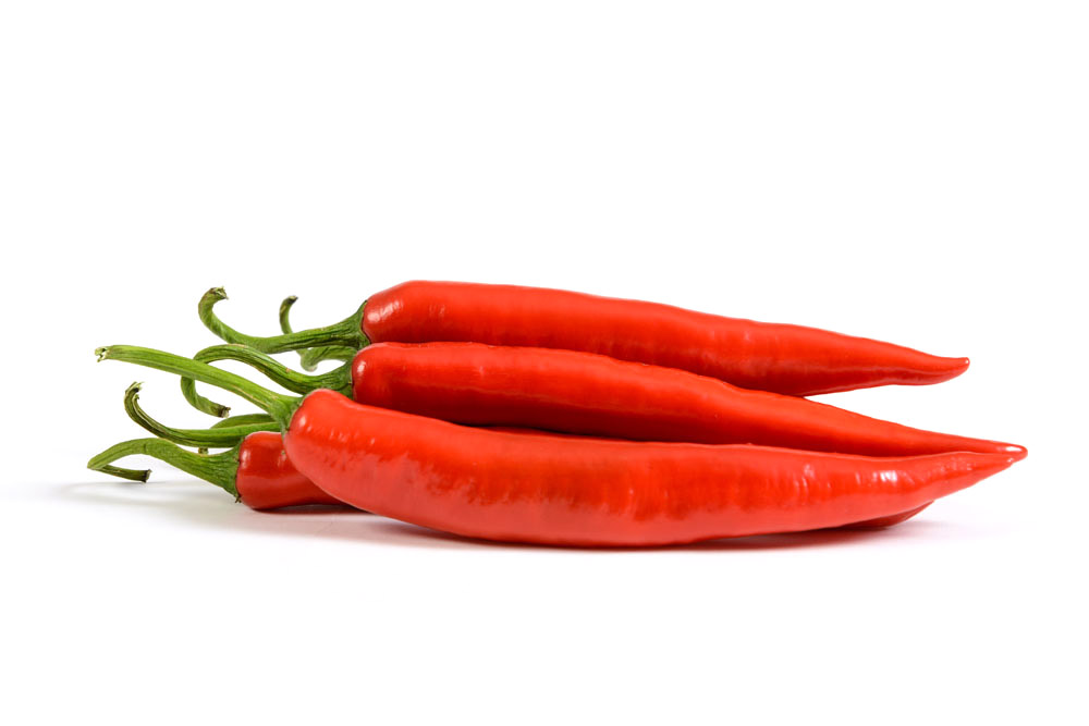 Chillies - Long Red