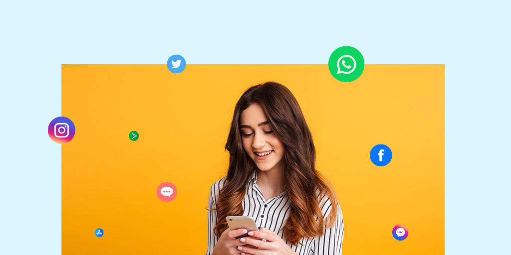 Respuestas más rápidas en 2021: La base del servicio al cliente conversacional