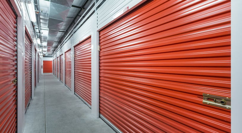 Storage Facilities As One Of The Interstate Moving Costs