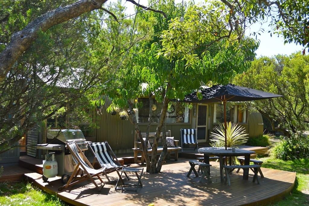 Outdoors Entrance Fresh Air