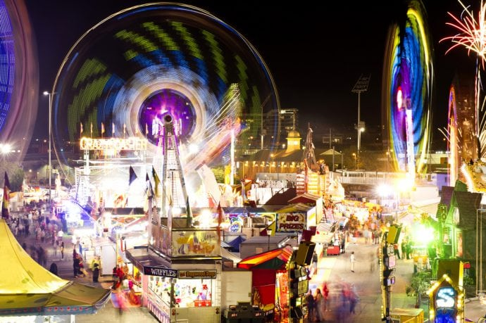 moving to brisbane ekka festival fun