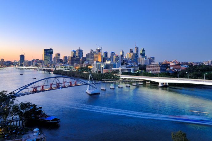 moving to Brisbane city nightlife