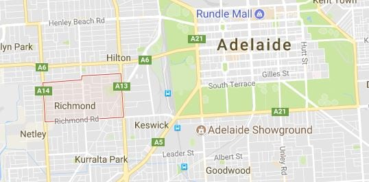 Sfw Living In Adelaide Richmond Suburb