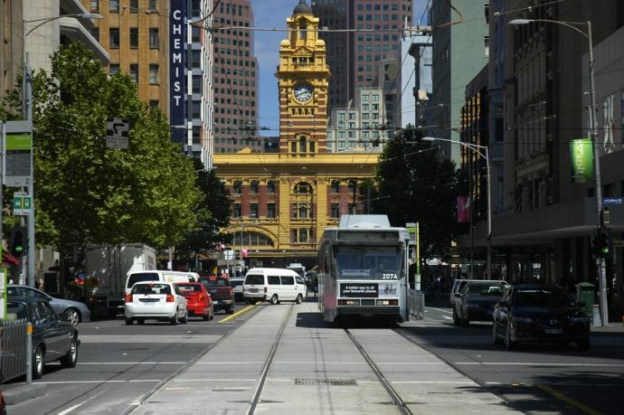 moving to Melbourne suburbs city dweller streets trams