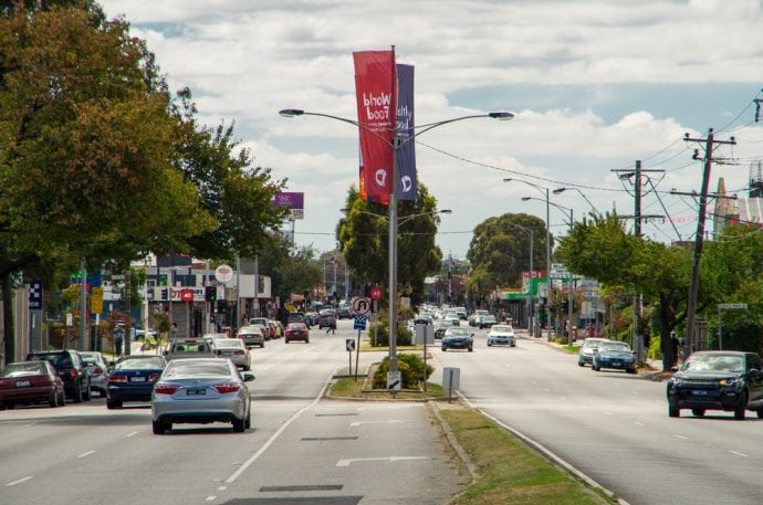 moving to Melbourne springvale south-east suburbs