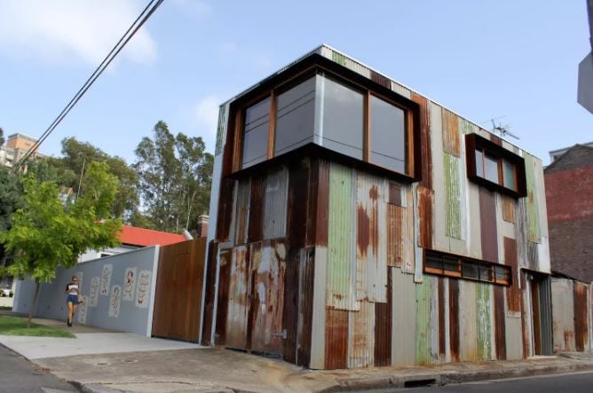 Iconic Tin Studio Redfern Nsw Sydney Airbnb