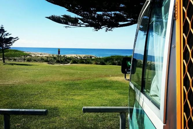 Hippie Bus Cronulla Nsw Beach Sydney Airbnb