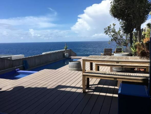Bondi Beach House Pool Beach View Sydney Airbnb