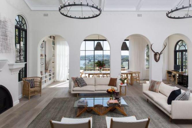 Spanish Manor Luxico Sydney Airbnb Vaucluse Nsw