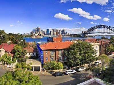 Ariel photo of Sydney suburb - best suburbs for internet speed