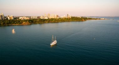 Darwin boat