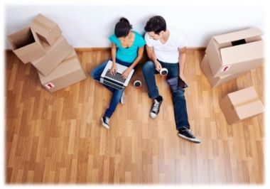Moving preparation for storage