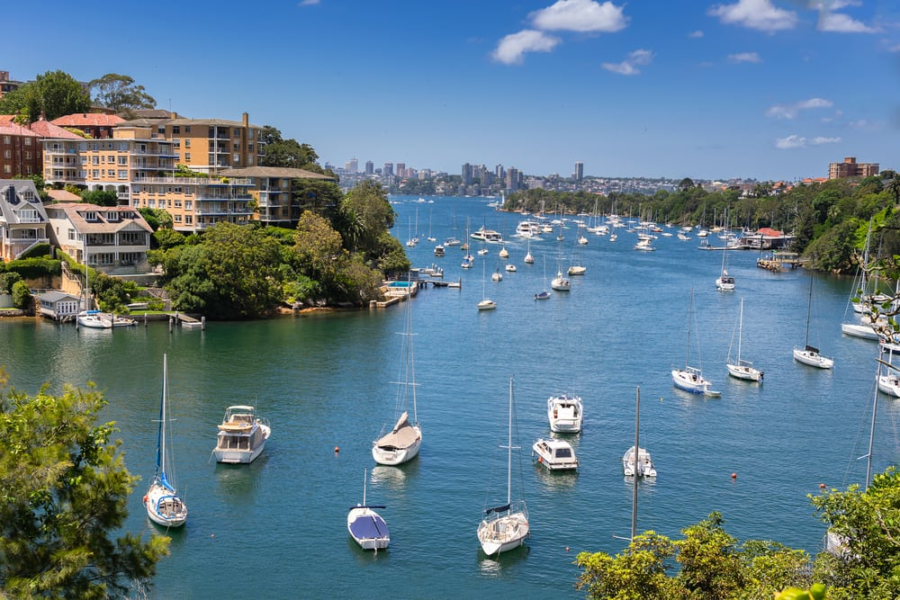mosman sydney suburbs most expensive