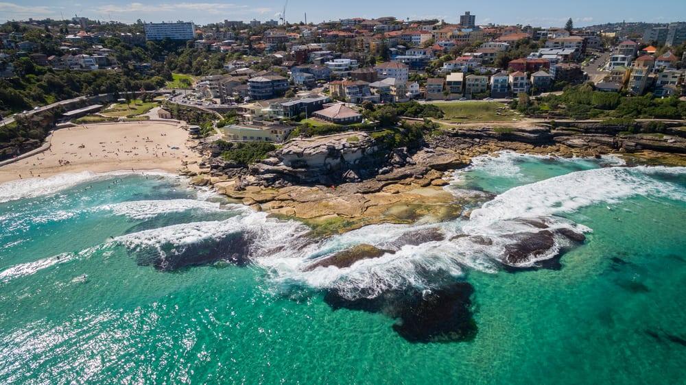 Tamarama NSW sydney suburbs australia most expensive