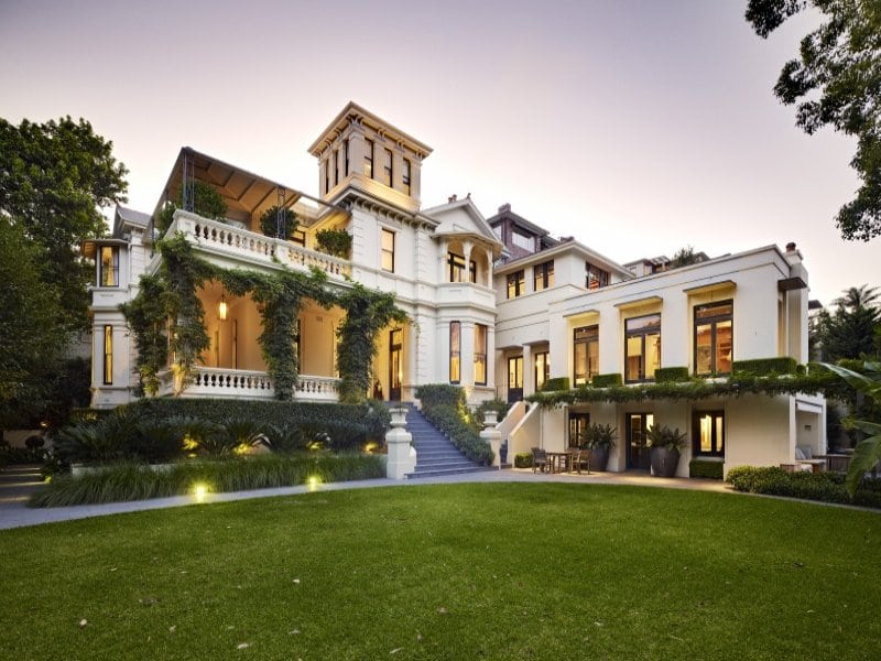 bellevue hill sydney nsw expensive suburbs
