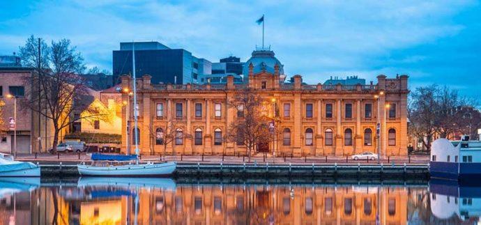 Hobart museums