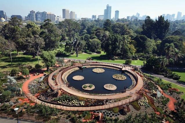 Fun Free Things To Do In Melbourne Royal Botanic Gardens