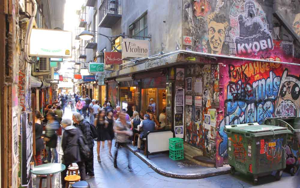Melbourne Arcade Laneways Fun Free Things To Do