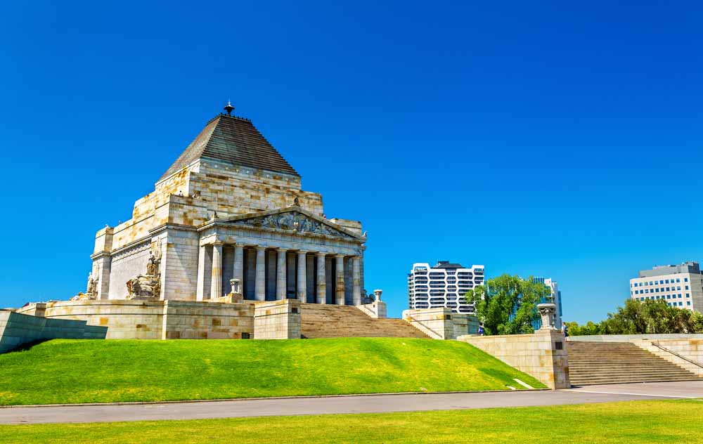 Shrine Of Remembrance Fun And Free Things To Do In Melbourne