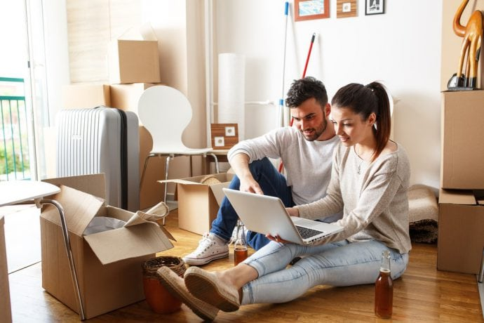 Moving out planning
