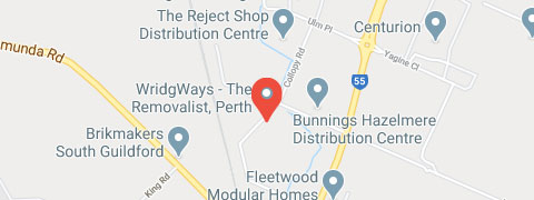Perth WridgWays branch location