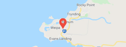 Weipa WridgWays branch location